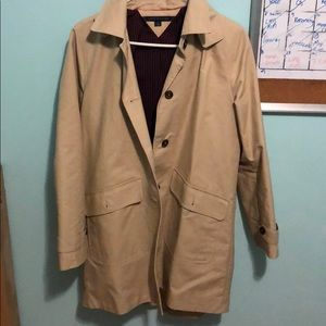 Tommy Hilfiger Trench Coat Size Medium